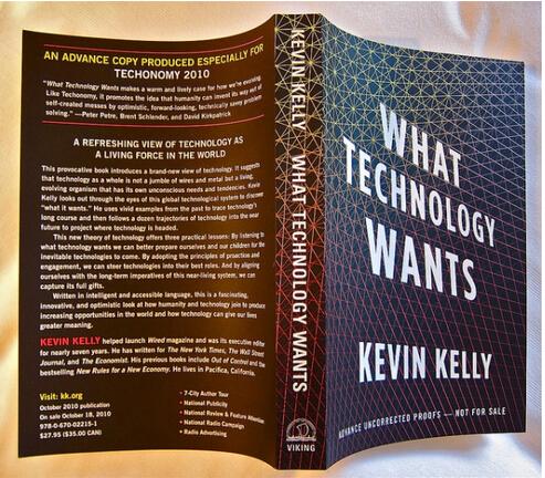 凯文·凯利(Kevin Kelly)