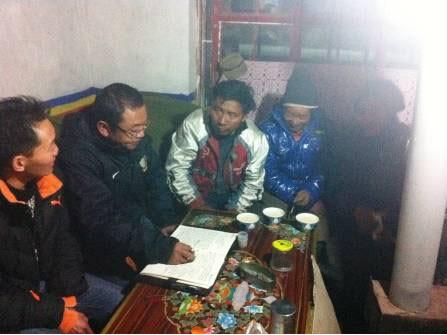 在艰苦的条件下,是什么支撑着建行西藏区分行员工艰苦不怕吃苦、缺氧不缺精神的劲头呢?韩文贞认为,是良好的企业文化-当代金融家