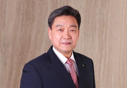 张建国 中国建设银行行长-当代金融家