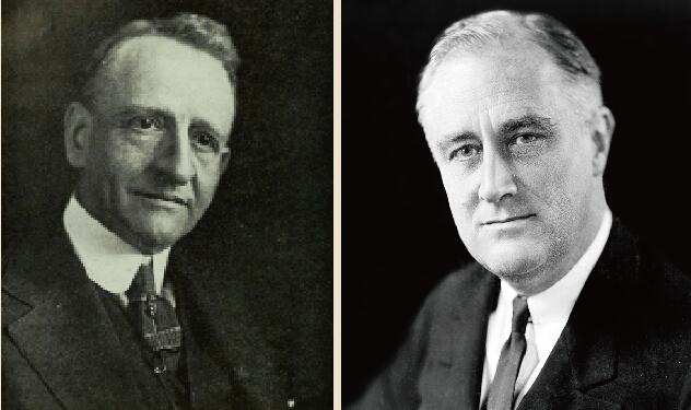 美国银行立法的变迁-当代金融家