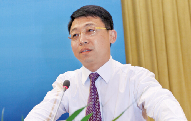 孙长宇  中信证券企业金融部总经理-当代金融家