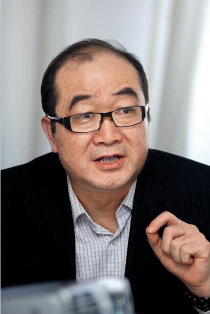 樊志刚 中国工商银行城市金融研究所资深专家-当代金融家