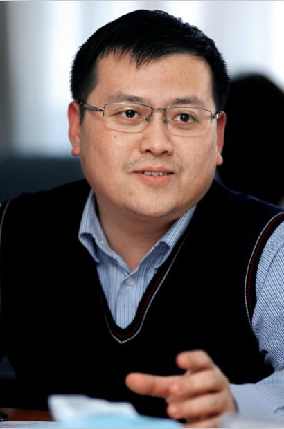 李建军  中国银行战略发展部研究员-当代金融家