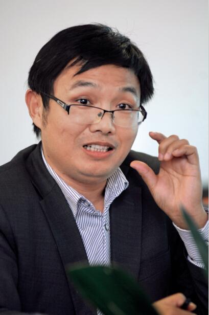 高健 中国国际期货有限公司资产管理部总裁-当代金融家